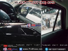 Keunggulan Mobil Dipasang Kaca Film 3M Black Beauty 5% BB5