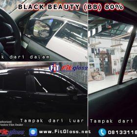 Keunggulan Mobil Dipasang Kaca Film 3M Black Beauty 5% BB5