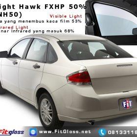 Contoh Mobil Dipasang Kaca Film 3M Night Hawk (FXHP) 50%