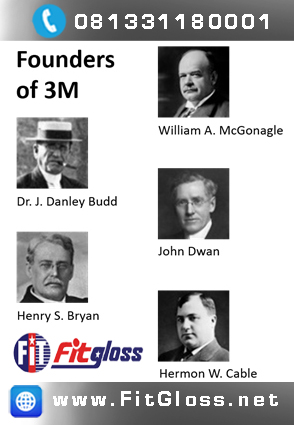 Pendiri Perushaan 3M