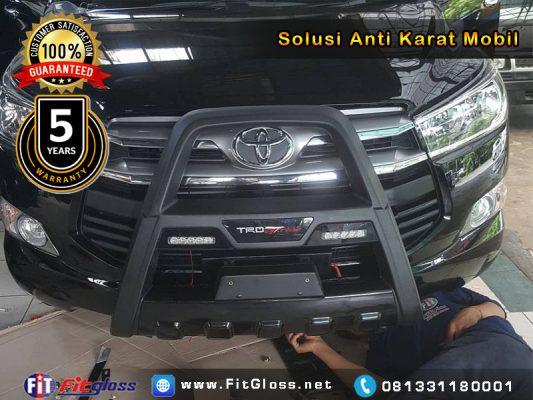 Harga Cat Anti Karat Mobil Toyota Innova di Surabaya