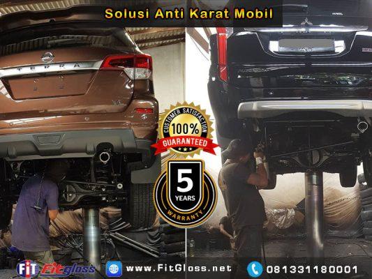 Jasa Anti Karat Mobil Surabaya Sidoarjo Mojkerto